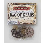 Metal Gears for Steampunk