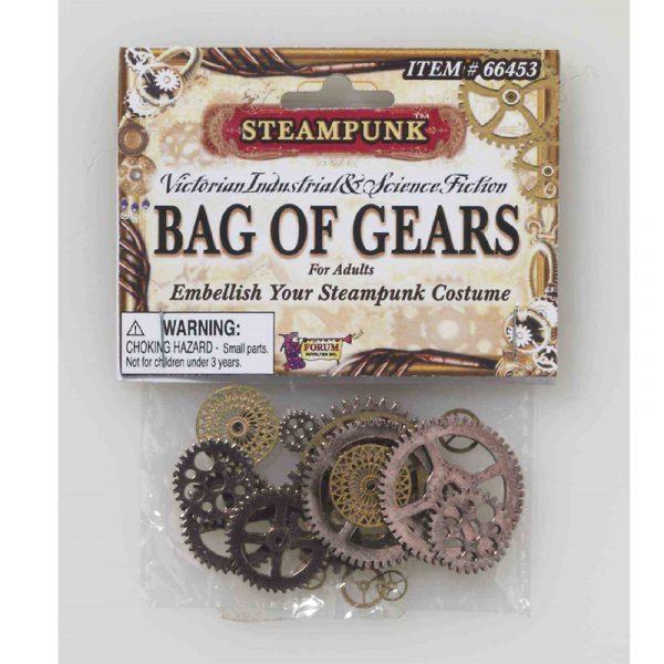 Metal Gears for Steampunk