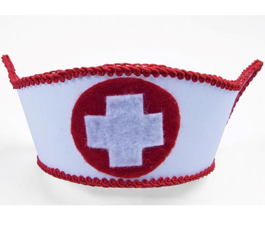 Mini Nurse Hat