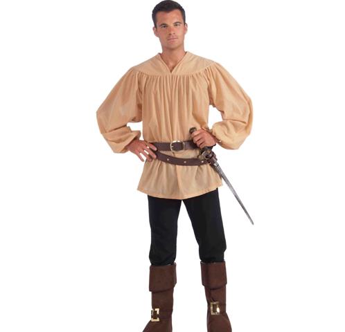 Medieval Men's Pirate Shirt