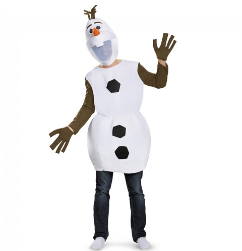 Olaf Adult Costume
