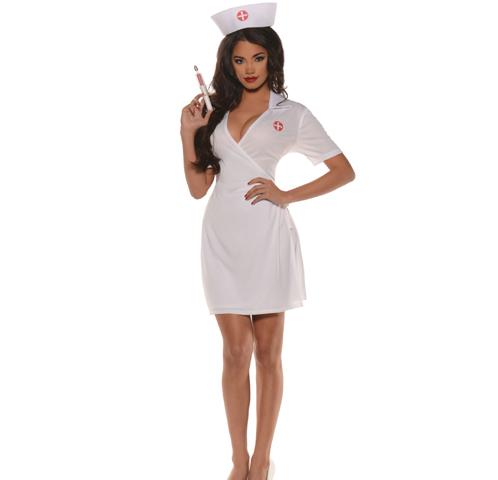 Doctor's Orders Sexy Nurse Costume