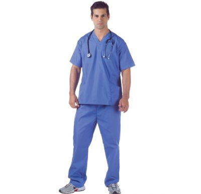 Hospital Scrubs Costume