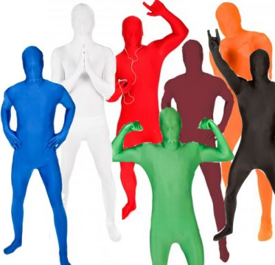 Morphsuit - All colors - Adult Size