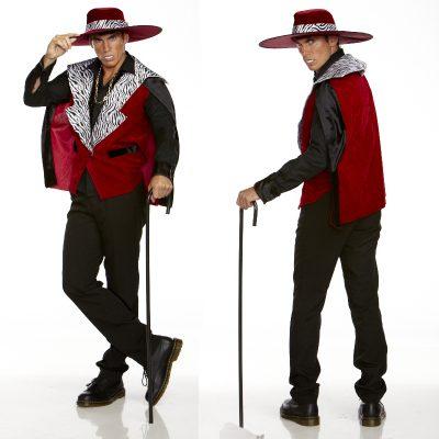 Pimp Costume Count Pimpula
