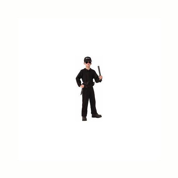 Child black jumpsuit