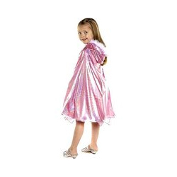 Child's hooded princess cape