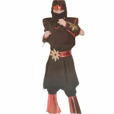 Kids Ninja_Throwing Star Costume