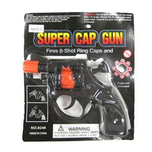 Plastic Cap Gun Pistol