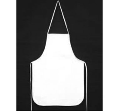 Cotton Apron White