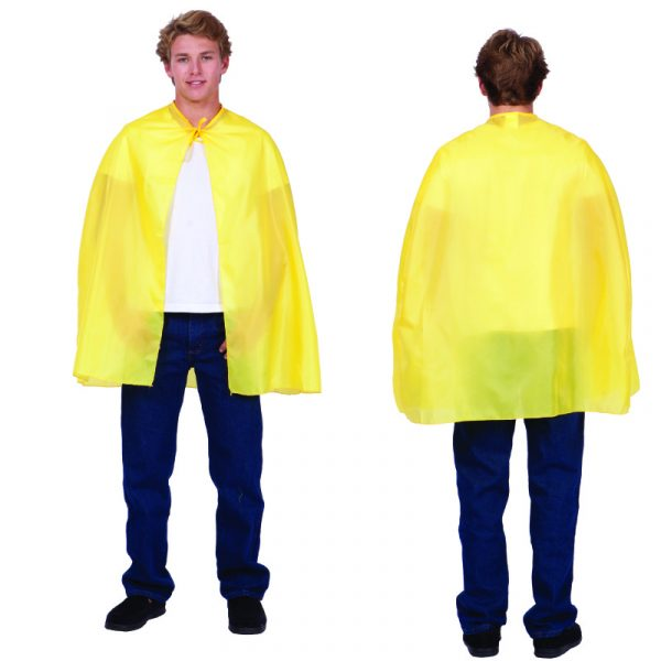 "Yellow 36"" Cape"