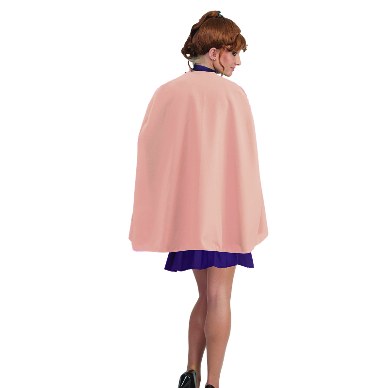 "Pink 36"" Cape"