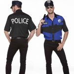"""Police shirt """"Pull Over"""""""