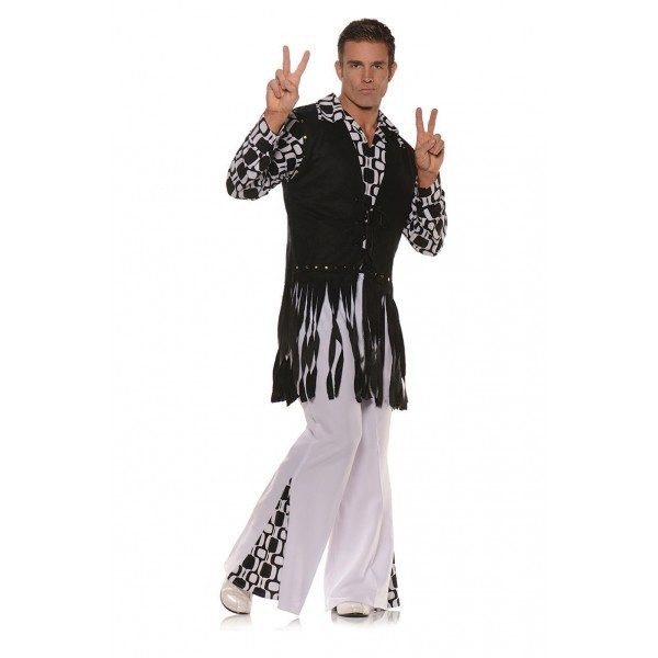 Men's 70s Costume - Feelin Groovy