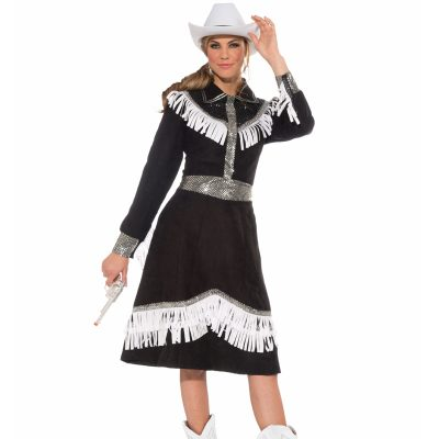 Cow Girl Rodeo Dress