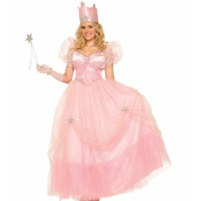 Good Fairy Witch like Glinda