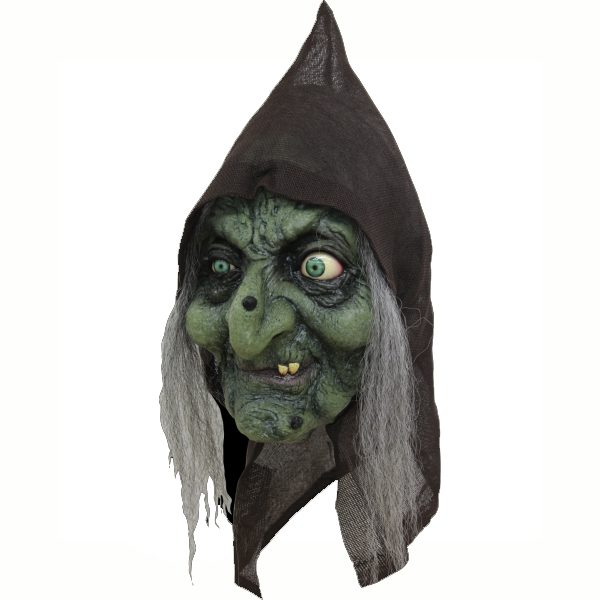 Witch mask old hag mask