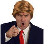 Blond Wig Mr CEO like Donald Trump\