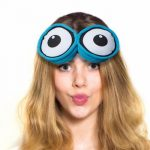 two eyes minion accessory