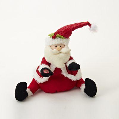 Singing Dancing Santa Decoration