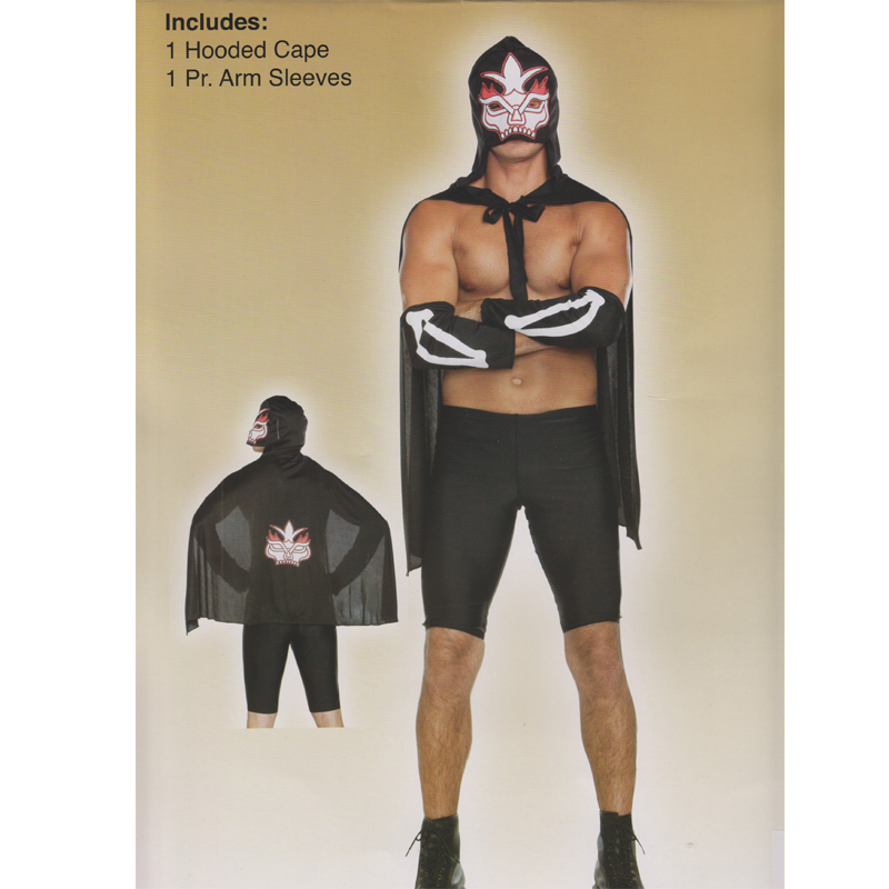 El Luchadeath Costume