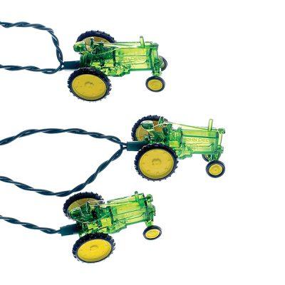 John Deere tractor electric light set
