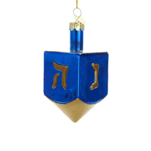 Hanukkah Ornament Dreidel