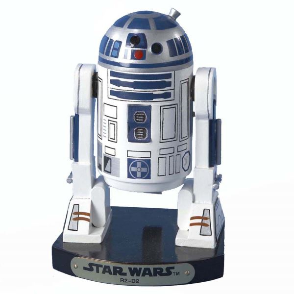 Star Wars R2D2 Nutcracker