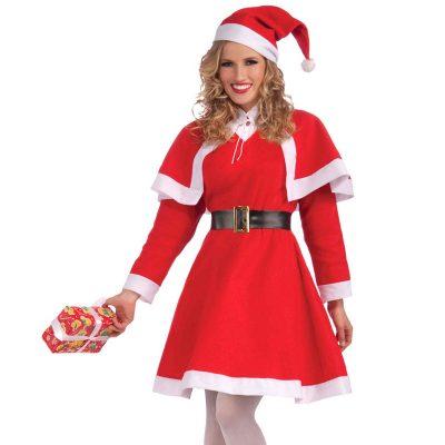 Simply Miss Santa Dress