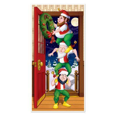 Door Cover Elves