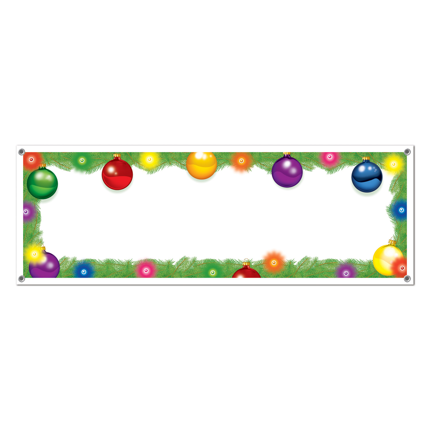 Holiday Sign Banner