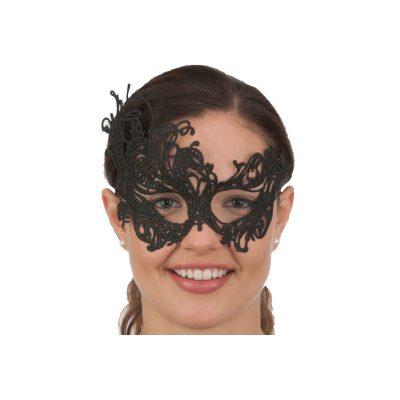 Lace Half Mask