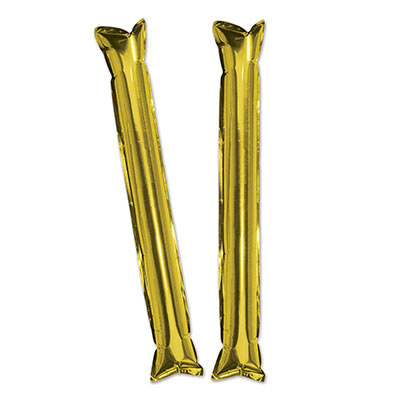 Party Sticks Noisemakers Gold