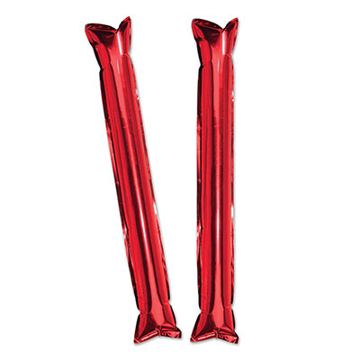 Party Sticks Noisemakers Red