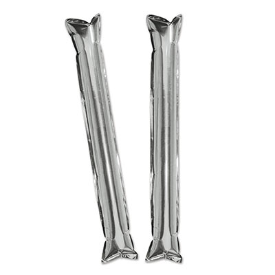 Party Sticks Noisemakers Silver