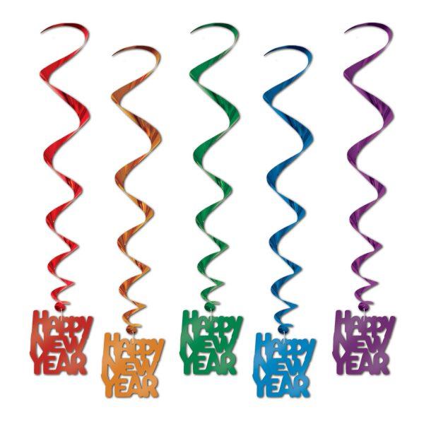 New Years Eve Whirls