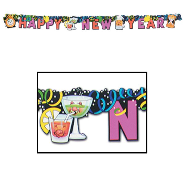 New Years Eve Streamer