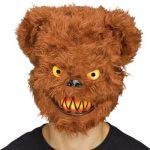 Killer Bear Brown Furry Mask