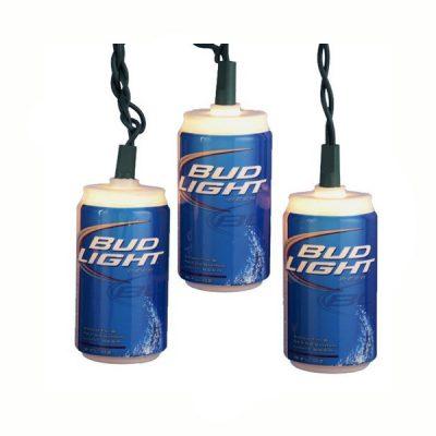 Bud Light Cans Light Set