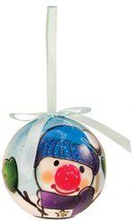 Light up Ornaments Blue Snowman