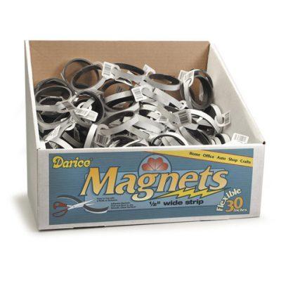 Magnetic Strips Peel Stick Refrigerator Craft Magnets