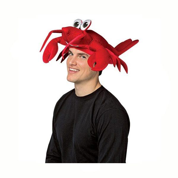 Lobster Hat Red Velvet Deluxe