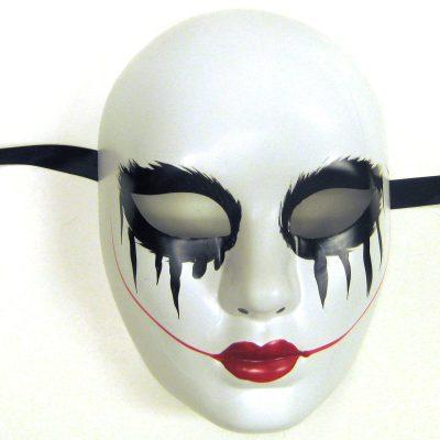 Painted Joker Mask