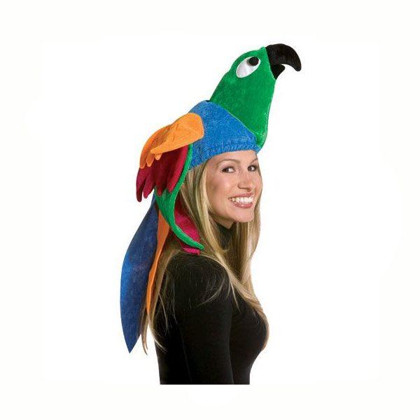 Parrot Hat Parrothead