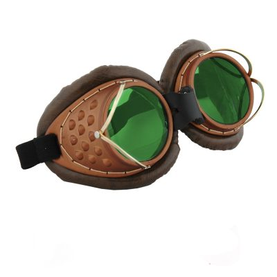 Steampunk Machinist Goggles