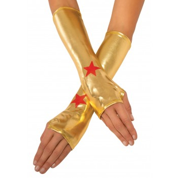 Wonder Woman Gauntlet Gloves