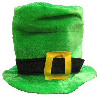 Velvet Leprechaun Hat