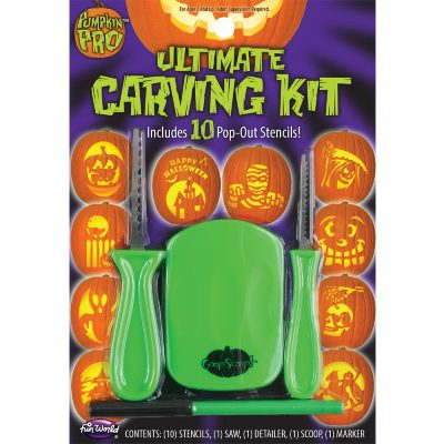 Pumpkin Carving Kit Jack O lantern Stencils