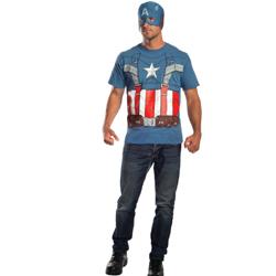 Captain America Avengers 2 T-Shirt