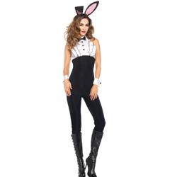 Bunny tuxedo
